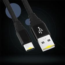 Universal 1m USB Tipo C Cable Del Cargador De Sincronización Datos CUERDA