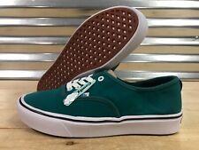 325feb66428 Vans ComfyCush Authentic SF Skate Shoes Quetzal Green Mens SZ 9 (  VN0A3WM8VFE )