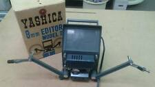 ^ Vintage Yashica 8mm Editor Model II in Original Box (lot a)