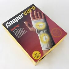 Coopercare Lastrap (Left Wrist, Large) NEW. Retail $35