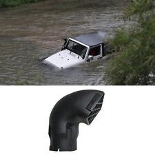 """3.5"""" Car Truck Snorkel Head Air Ram Head Air Filters Airflow Smoothly Universal"""