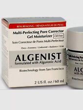 ALGENIST Resurfacing Multi-perfecting Pore Corrector Gel Moisturizer 2oz NIB