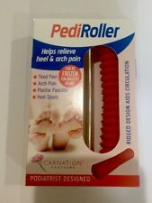 Carnation pie Pedi Roller-Talón y Arco Alivio Del Dolor Masaje Chupete Pies Cuidado