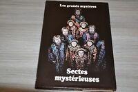 Les grands mystères / Sectes mystèrieuses / Ref F4