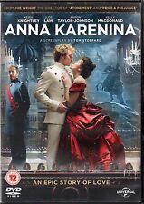 Anna Karenina (DVD, 2013)