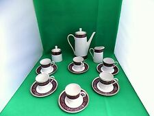 Walbrzych Poland Coffee Set