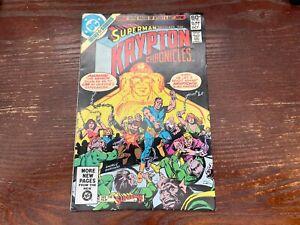Superman Presents The Krypton Chronicles #2 (NM) 1980 DC Comics