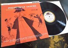 Borodin: Polovtsian Dances / Symphony No.2 - Kubelik **HMV ASD 422 ED1 LP**