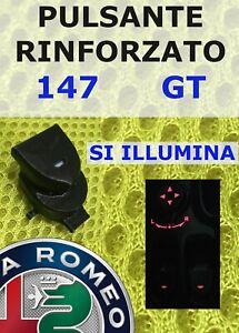 Pulsante pulsantiera Alfa 147 e GT RINFORZATO interruttore Romeo alzavetri luce