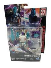 Transformers Power Of The Prime Deluxe Class Dreadwind