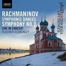 Rachmaninoff / Philharmonia Orchestra - Rachmaninov: Symphonic [CD]