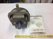 KEB 04.17.670-820U Combistop Double C-Face Spring Brake 7/8 Bore/Shaft 145TC FLG