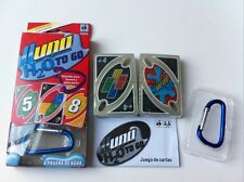 New Waterproof UNO H2O Card Game Playing Card Family Fun---UNO H2O To Go