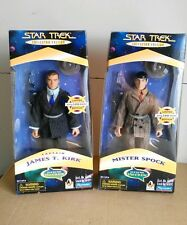 "Star Trek Playmates Captain James T. Kirk & Mister Spock ""A PIECE OF THE ACTION"""