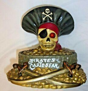Disney Pirates of the Caribbean Coin Bank