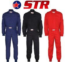 Str ' Sr Démarrage' Course Suit / Sfi Compatible 3.2A/1/ Simple Couche/Ignifuge