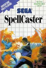 # Sega Master System-spellcaster-Top/MS juego #