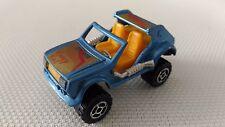 Voiture Miniature Majorette « 4x4 Crazy Car N°223 » 1/55 En Très Bon Etat.