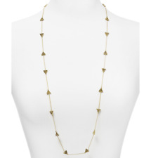 House Of Harlow 1960 Womens Gold Cerro Torre Station Necklace 0710