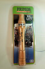 "Primos Goose Call ""Big Easy"" Flute Style #851 w/ Lanyard New In Original Package"