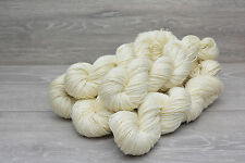 DK 75% Superwash Merino Wool 25% Tussah Silk Yarn 5 x100gms (MERTUSSDH0925)