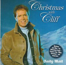 CLIFF RICHARD Christmas with Cliff ( DAILY MAIL Newspaper CD )