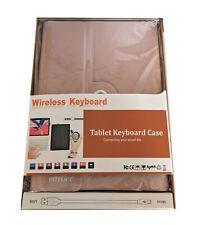 """HotLife Wireless Keyboard Tablet Keyboard Case 9.7"""" iPad windows android"""