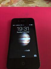 Apple iPhone 4s 16GB Smartphone - Black Unlocked