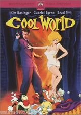 Cool World (DVD, 2003) LN & INSERT Rare OOP Out of Print Hard to Find SHIPS FAST