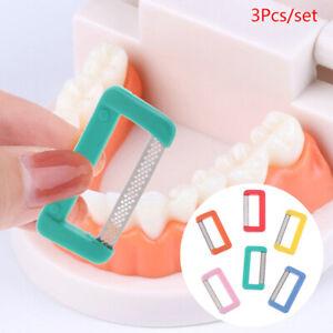 3X Dental Orthodontic Interproximal Enamel Polishing Tooth Enamel Reducted T AP