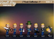 Fallout, 5 inch, Vault Boy 101 Bobbleheads Series 3, 7 PACK - READY TO SHIP