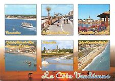 B50893 La cote Vendeenne boats bateaux multi vues france