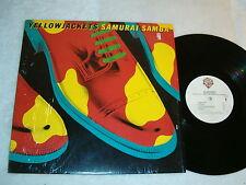 "Yellowjackets ""Samurai Samba"" 1985 Rock/Jazz/Fusion LP, Nice EX!, w/ Shrink"