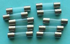 Fuses, Lot of 10 for C9 & C7 Christmas Lights  5 Amp 125 Volt 5A125V NEW