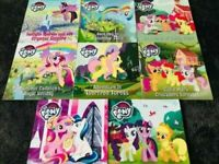 My Little Pony 8 Picture Books Collection Paperback BOXSET NEW