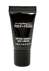 MAC Prep + Prime Natural Radiance Radiant Yellow 6ml  - New