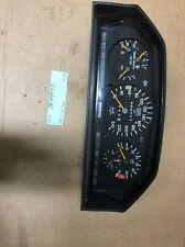 Mercedes-Benz W124 1990 300E 4Matic speedometer gauge cluster 124 542 53 68