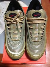 Air Max 97 GOLD ORIGINALE NUMERO 42 (8,5 us)