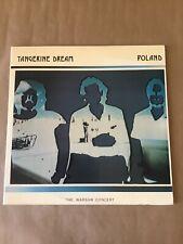 Tangerine Dream, Poland,Vinyl,2xLP,1986,Relativity,EMC8045,Gatefold,LP, EX+.