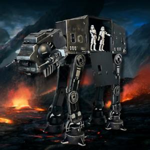 Star Wars AT-AT Jedi vs Sith War Brotherhood of darkness Custom Limited Edition
