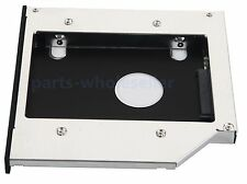 2nd HDD Hard Drive Enclosure Caddy for HP ProBook 6360b 6470b 6475b 6570b 6575b