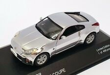J-Collection 1/43 Scale Model Car JC034BR - Nissan 350Z Coupe - Chrome