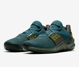 Nike FREE METCON 2 Mens Cross Training Shoes Sneakers AQ8306-300 SZ 7.5 Pre-Own