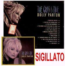 """DOLLY PARTON """" THE GRASS IS BLUE """" CD SIGILLATO EDIZIONE CARTONATA RARO"""