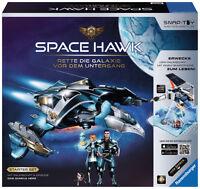 Space Hawk Starter Set-inkl. Episode Das dunkle Herz-Abenteuer-SNAP TOY-neu-OVP