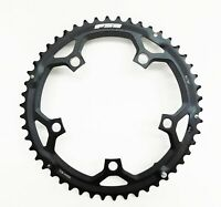 FSA Omega 6061 Alloy 10-Speed Outer Chainring 50t 130 BCD Ramped and Pinned NEW!