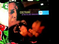 JOHN COLTRANE LIVE AT VILLAGE VANGUARD LP VINYL MCA IMPULSE 1980 ERIC DOLPHY