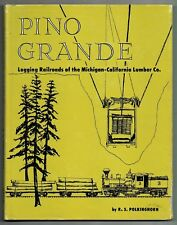 PINO GRANDE by R.S. Polkinghorn, Hardbound, 1966, 144 pages, pub by Howell-North