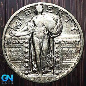 1924 D Standing Liberty Quarter  --  MAKE US AN OFFER!  #K6390