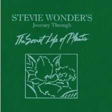 "STEVIE WONDER "" SECRET LIFE OF PLANTS"" 2 CD NEU"